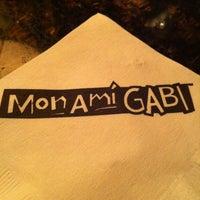 Photo taken at Mon Ami Gabi by Mark on 12/5/2011