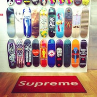 Photo taken at Supreme NY by Nalden on 1/19/2012