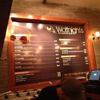 Photo taken at Wolfnights by Genevieve A. on 1/23/2012