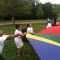 Photo taken at Merry Oaks Elementary School by Jessica T. on 4/20/2012