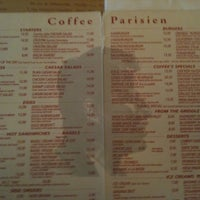 Photo prise au Coffee Parisien par Hugo M. le8/23/2011