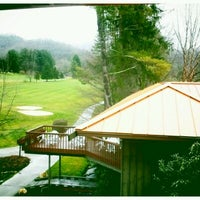 Photo taken at The Waynesville Inn Golf Resort & Spa by Mark R. on 2/19/2012