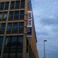 Das Foto wurde bei Park Inn by Radisson Dresden von Roman R. am 9/1/2011 aufgenommen