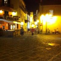 Photo taken at Taverna Rovita by Alessandro G. on 9/4/2011