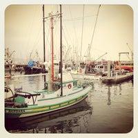 Photo taken at Santa Barbara Harbor by Rob L. on 11/11/2011
