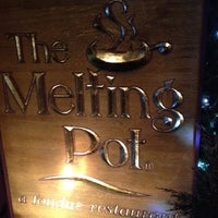 Photo taken at The Melting Pot by Brian J. on 11/26/2011
