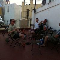 Photo taken at Hostel de Sal by Jezz B. on 8/27/2011