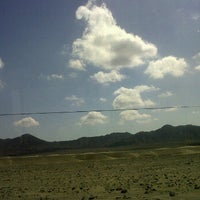 Photo taken at Desierto by Carlos S. on 6/18/2012