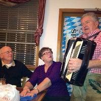 Photo taken at Waldhorn Restaurant by Kristin B. on 2/18/2012
