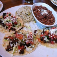 Photo taken at Blanco Tacos + Tequila by Josh F. on 9/23/2011