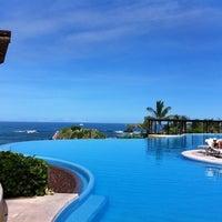 Photo taken at Four Seasons Resort Punta Mita by Tonia D. on 10/13/2011