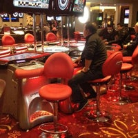 Photo taken at Aspers Casino by Stephen W. on 3/11/2012
