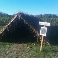 Photo taken at Shuckle's Corn Maze by Crystal W. on 10/2/2011