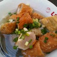 Photo taken at Pangkalan Makanan Graha Bethany Nginden by Catherine H. on 12/18/2011