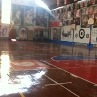 Photo taken at Academia de Basquet La Canasta by Jime H. on 1/11/2012