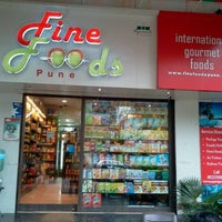 Photo taken at Fine Foods Pune by Rahul K. on 9/8/2011