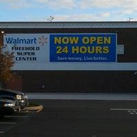 Photo taken at Walmart Supercenter by Jennifer . on 11/6/2011