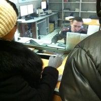 Photo taken at ОВД Пресненского района by Vyacheslav D. on 2/4/2012