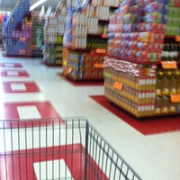 Photo taken at Super Supermarket by Alberto S. on 4/8/2012