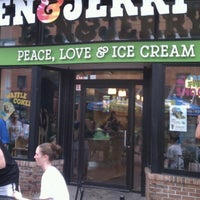 Photo taken at Ben & Jerry's by Micah B. on 6/22/2012