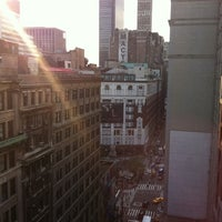 Photo taken at Hotel Metro Rooftop Bar by Jay M. on 9/14/2011