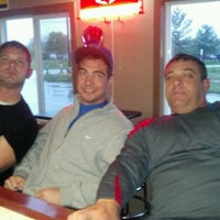 Photo taken at Sauced Sports Bar and Pizzeria by Chris L. on 4/30/2012