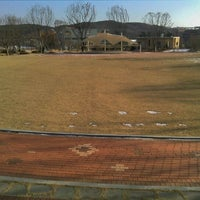 Photo taken at 일산자이 중앙공원 by Eungbong K. on 12/25/2011