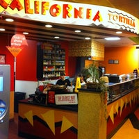 Photo taken at California Tortilla by Brian M. on 1/27/2012