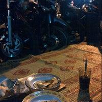Photo taken at Angkringan Kopi Joss Mbak Ita by Paundra H. on 11/24/2011
