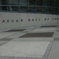 Photo taken at NASCAR Hall of Fame by Delcenia D. on 10/13/2011
