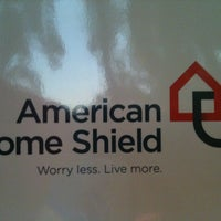 Photo taken at American Home Shield by Rebecca W on 10/4/2011