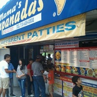 Photo taken at Mama's Empanadas by JC M. on 9/24/2011