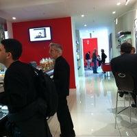 Photo taken at espressamente illy coffee bar by Vanessa R. on 10/12/2011