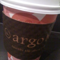 Photo taken at Argo Tea by Angel S. on 3/19/2011