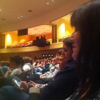 Photo taken at FHU Loyd Auditorium by Cody C. on 9/20/2011