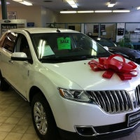 Photo taken at Brown Bros Ford Lincoln by Ian N. on 7/18/2011