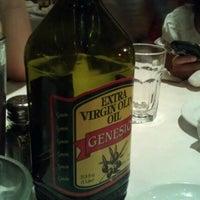 Photo taken at Romano's Macaroni Grill by Georgia on 9/3/2012