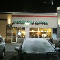 Photo taken at Starbucks by Lynn S. on 1/29/2012