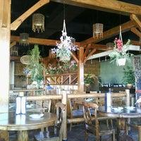 Photo taken at NaraDeva Thai Restaurant by Eli Gzz on 1/28/2012