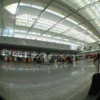 Photo taken at Terminal 2 by . .. on 8/28/2012