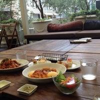 Photo taken at Bar&Bistro 64 by Eiji N. on 9/10/2012