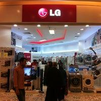 Photo taken at LG Premium Shop by Mehmet F. on 4/17/2012