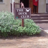 Photo taken at The Duck Club by Wendy R. on 2/28/2012