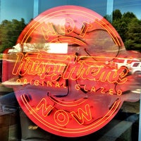 Photo taken at Krispy Kreme Doughnuts by Rich R. on 7/5/2012