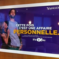 Photo taken at Yahoo! France by ernest m. on 1/21/2011