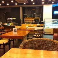 Photo taken at art cafe da:m by Ji Han L. on 7/14/2012