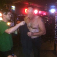 Photo taken at Trophy's Bar & Grill by Pauly M. on 2/1/2012