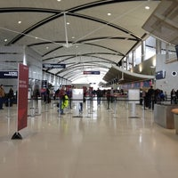Photo taken at McNamara Terminal by Nate A. on 2/24/2012