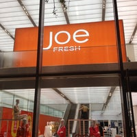 Photo taken at Joe Fresh by Camille M. on 4/10/2012