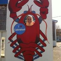 Photo taken at CabbyShack by Bob M. on 4/2/2012